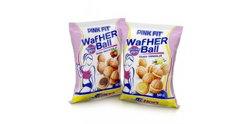 PINK FIT® WAFHER BALL